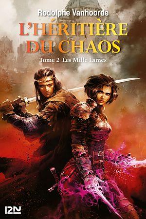 Téléchargez le livre :  L'Héritière du Chaos - Tome 2