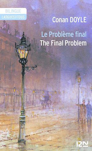 Téléchargez le livre :  Bilingue français-anglais : Le problème final - The Final Problem