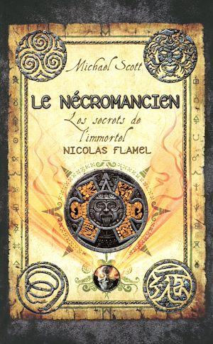 Téléchargez le livre :  Les secrets de l'immortel Nicolas Flamel - tome 4