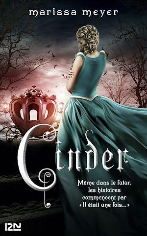 Téléchargez le livre :  Chroniques lunaires - livre 1 : Cinder
