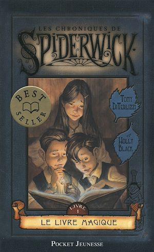Téléchargez le livre :  Les chroniques de Spiderwick tome 1
