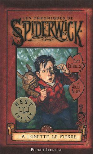 Téléchargez le livre :  Les chroniques de Spiderwick tome 2