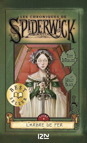 Téléchargez le livre :  Les chroniques de Spiderwick - tome 4