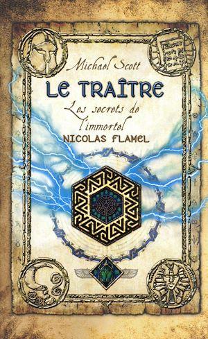Téléchargez le livre :  Les secrets de l'immortel Nicolas Flamel - tome 5