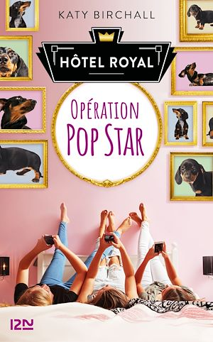 Téléchargez le livre :  Hôtel Royal - tome 1 : Opération popstar
