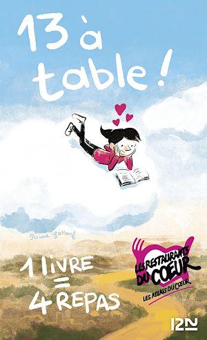 Téléchargez le livre :  13 à table ! 2021