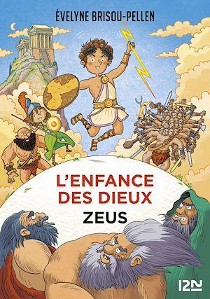 Téléchargez le livre :  L'enfance des dieux - Tome 1 : Zeus