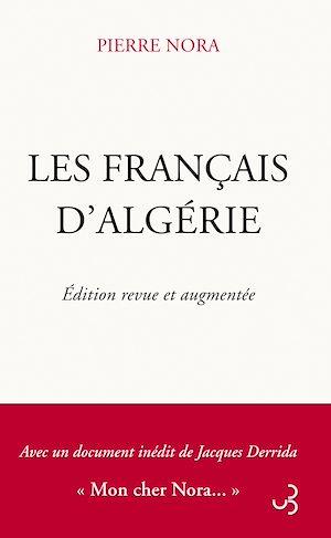 Téléchargez le livre :  Les Français d'Algérie