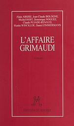 Télécharger le livre :  L'affaire Grimaudi