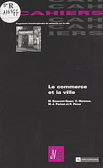 Télécharger cet ebook : Le commerce et la ville