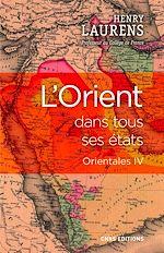 Télécharger cet ebook : L'Orient dans tous ses états - Orientales IV