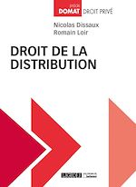Télécharger le livre :  Droit de la distribution