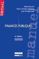 Télécharger cet ebook : Finances publiques - 14e édition 2015-2016
