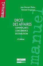 Télécharger le livre :  Droit des affaires - 8e édition