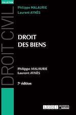 Télécharger le livre :  Droit des biens - 7e édition