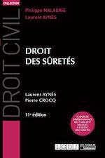 Télécharger le livre :  Droit des sûretés - 11e édition