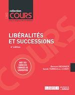 Télécharger le livre :  Libéralités et successions - 4e édition