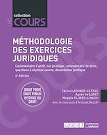 Télécharger le livre :  Méthodologie des exercices juridiques - 4e édition