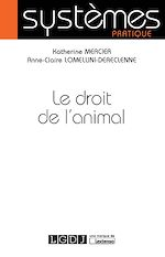 Télécharger cet ebook : Le droit de l'animal