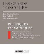 Télécharger le livre :  Politiques économiques