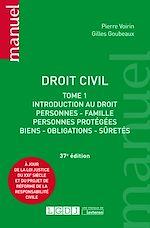 Télécharger le livre :  Droit civil - 37e édition