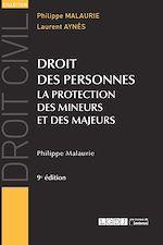 Télécharger le livre :  Droit des personnes - 9e édition