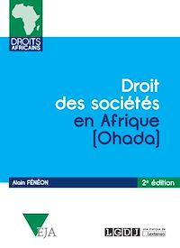 Télécharger le livre : Droit des sociétés en Afrique - OHADA - 2e édition
