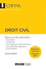 Télécharger cet ebook : Droit civil 2017