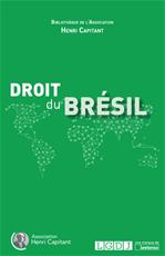 Télécharger le livre :  Droit du Brésil