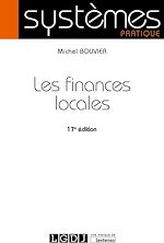Télécharger le livre :  Les finances locales - 17e édition