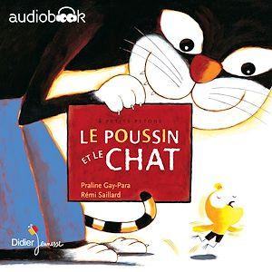 Téléchargez le livre :  Le poussin et le chat