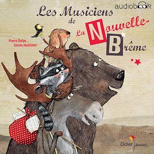 Les musiciens de la Nouvelle-Brême | Delye, Pierre. Auteur