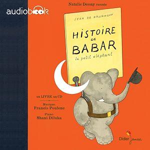 Téléchargez le livre :  Histoire de Babar, le petit éléphant