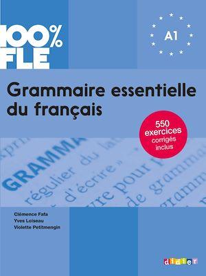 Téléchargez le livre :  Grammaire essentielle du français niv. A1 - Ebook