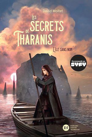 Image de couverture (Les Secrets de Tharanis - tome 1, L'Île Sans Nom)