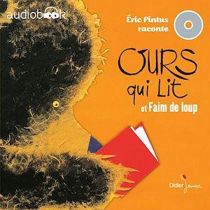 Téléchargez le livre :  Eric Pintus raconte - Faim de loup / Ours qui lit