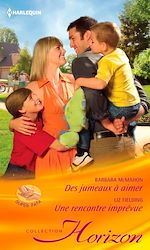 Télécharger le livre :  Des jumeaux à aimer - Une rencontre imprévue