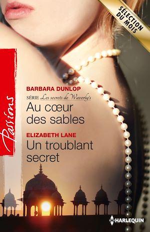 Téléchargez le livre :  Au coeur des sables - Un troublant secret