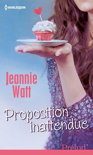 Téléchargez le livre :  Proposition inattendue