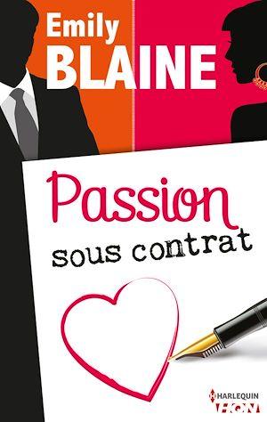 Téléchargez le livre :  Passion sous contrat