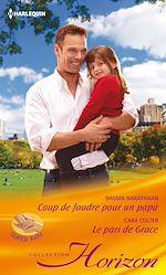 Télécharger le livre :  Coup de foudre pour un papa - Le pari de Grace
