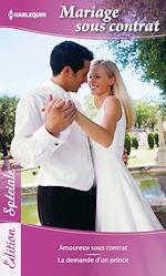 Télécharger le livre :  Mariage sous contrat