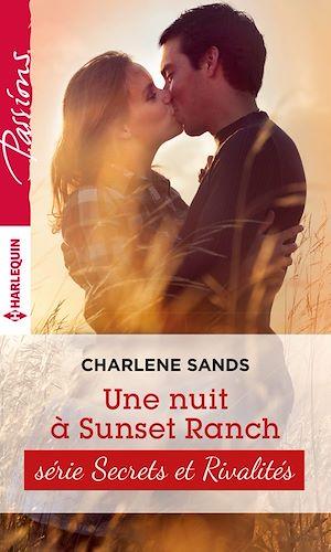 Téléchargez le livre :  Une nuit à Sunset Ranch