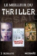 Télécharger le livre :  Le meilleur du thriller