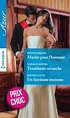 Téléchargez le livre numérique:  Mariée pour l'honneur - Troublante revanche - Un fascinant inconnu