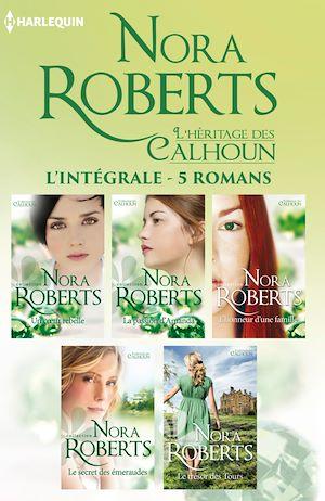 """Téléchargez le livre :  Intégrale de la série """"L'héritage des Calhoun"""""""