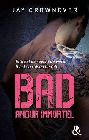 Téléchargez le livre :  Bad - T4 Amour immortel