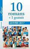Téléchargez le livre numérique:  10 romans Azur + 1 gratuit (nº3785 à 3794 - Janvier 2017)