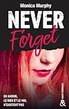 Téléchargez le livre numérique:  Never Forget T1 - Extrait gratuit