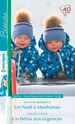 Télécharger le livre :  Un Noël à Manhattan - Un héros aux urgences